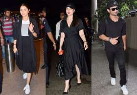 Bollywood celebrities airport look- India Tv