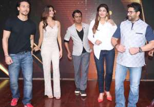 tiger shroff niddhi agerwal munna michael- India Tv