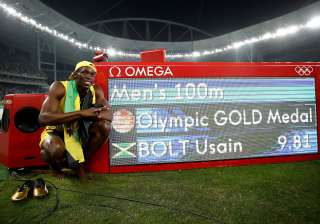Usain Bolt, the legendary Jamaican sprinter, etched his name in history after winning his third consecutive Olympic title in the men's 100 metre event at the Rio Games. This win is also the first step towards Bolt's target of repeating his 100m, 200m and 4x100m victories at the Beijing 2008 and London 2012 Games. Lets take a look at some less-known facts about the fastest man alive: