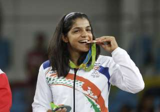 After ending India's agonising wait for an Olympic medal at the Rio Games with a bronze medal, Indian women wrestler Sakshi Malik said it was the result of her 12 years of persistent hard work. Sakshi today scripted history by becoming the first woman wrestler from India to bag an Olympic medal and only fourth female athlete from the country to climb to the podium at the biggest sporting event.