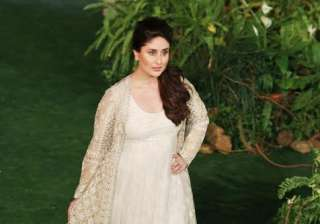 Actress Kareena Kapoor Khan made it to headlines many times during her pregnancy days. Now after giving birth to her son Taimur Ali Khan, the lady has returned to the ramp. She became the showstopper for Anita Dongre and looked drop dead gorgeous white.