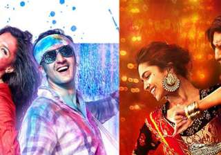 The colourful festival of Holi is knocking at the door and, everybody is geared up for a hip and happening weekend. The festival is all about colours, gatherings, dance, food and a lot of Bollywood music. So, here's a perfect Bollywood song playlist for your Holi party.