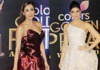 The Golden Petal Awards witnessed many celebrities from Bollywood and TV world. From Malaika Arora Khan to Jacqueline Fernandez, here are some stars who steal the show with their amazing looks.