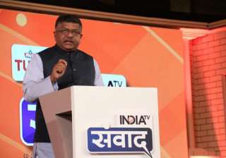 Union minister Ravi Shankar Prasad, who spoke in depth on the sensitive issue of triple talaq during the conclave attended the event wearing black Nehru jacket. Interestingly, Nehru jacket is also the trademark style of prime minister Narendra Modi.