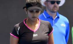 Service Tax dept summons issues notice to Sania Mirza for- India Tv