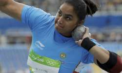File pic - Manpreet Kaur clinched a gold in first leg of- India Tv