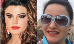 Film on Ram Rahim Rakhi Sawant to play Honeypreet Insan