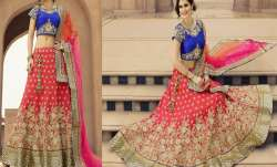 Indian lehenga