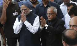 Pranab Mukherjee admits eyeing PM's post, was reluctant to
