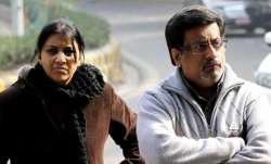 Rajesh Talwar and Nupur Talwar walked out of Dasna jail on