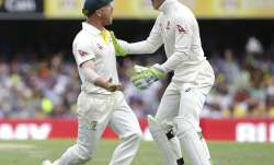 The Ashes 1st Test, Day 2 at Gabba