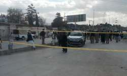 4 killed, 19 injured in attack on security forces in