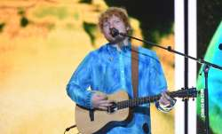 Ed Sheeran Shape of You hitmaker in Mumbai