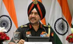 Indian DGMO Lt Gen A K Bhatt