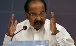 File pic of Veerappa Moily