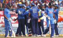 India vs Sri Lanka 2017 2nd ODI