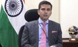 MEA spokesperson Raveesh Kumar