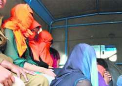 Ghaziabad: Sex racket busted