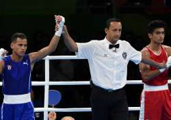 Rio 2016: Boxer Shiva Thapa crashes out after first round