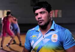 Go win for me and the country: Sushil Kumar tells Narsingh