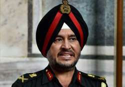 Director General of Military Operations (DGMO) Lt Gen