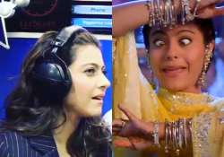 Kajol tried singing 'Baby Doll' and her expressions