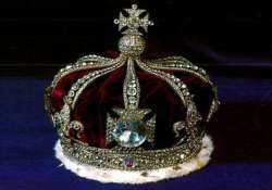 Can't order UK to return Kohinoor, can't monitor- India Tv