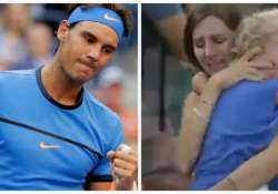 Rafael Nadal stops game mid-way to help lost child reunite