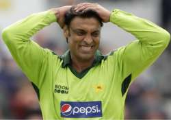 Shoaib Akhtar, Pakistan Cricket