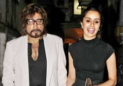 Shakti Kapoor, Shraddha Kapoor- India Tv