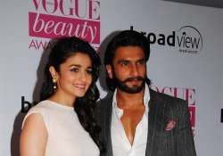 Ranveer Singh, Alia Bhatt- India tv