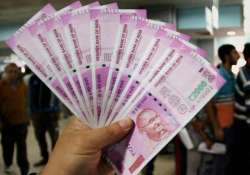 New Rs 2000 notes