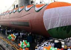Kalvari Class submarine Khanderi will be launched at
