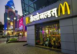 Healthier menu & table service, McDonald's to have a- India Tv