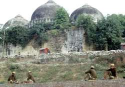 Ayodhya dispute: SC rejects plea for daily hearing- India Tv
