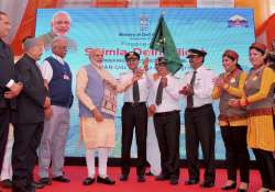UDAN scheme was launched by PM Modi today- India Tv