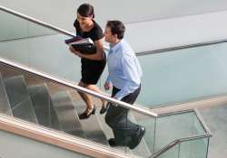 Feeling dull at office? Walk up & down the stairs