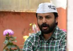 AAP's Ashish Khetan moves SC alleging 'death threats'