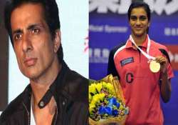 Sonu Sood to bring Olympian PV Sindhu's life to silver