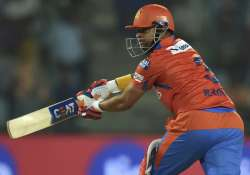 File pic of GL skipper Suresh Raina
