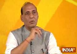 Have patience, it took us time to launch 'surgical- India Tv
