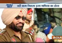Punjab supercop and recovery specialist arrested for