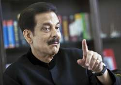 File pic of Subrata Roy