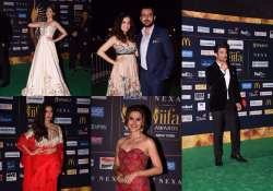 IIFA Day 2-Bollywood at its best at the Green Carpet event