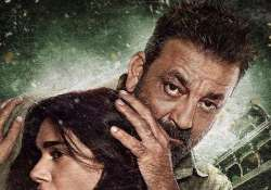 Bhoomi new poster