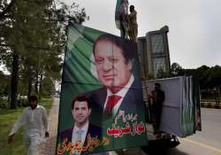 Ousted Pakistan PM Nawaz Sharif