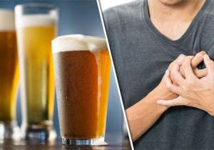 Heavy drinking may increase heart disease risk in - India Tv