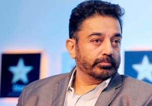 Kamal Haasan stands up in support of Sathyaraj - India Tv