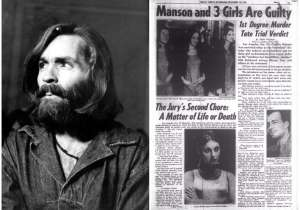 charles manson murders facts- India Tv