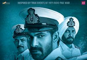 The Ghazi Attack: Dives deep for patriotism but fails to engage thrill